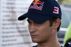 Dani Pedrosa am Moto GP 22. Oktober 09 Lizenzfreie Stockbilder