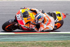 Dani Pedrosa. MotoGP Stock Photos
