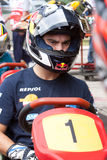Dani Pedrosa no GP de Moto 22 outubro 09 Fotos de Stock Royalty Free