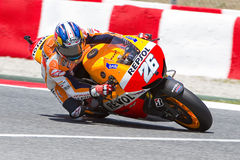 Dani Pedrosa Royalty Free Stock Images