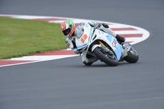 Dani petrucci, moto gp 2012 Stock Photo