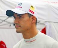 Dani Sordo på Moskvastaden Racing Fotografering för Bildbyråer