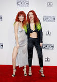 Dani Thorne and Bella Thorne Royalty Free Stock Photography