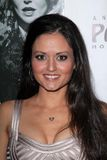 Danica McKellar at the  Stock Image