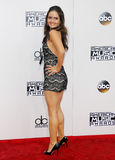 Danica McKellar. At the 2016 American Music Awards held at the Microsoft Theater in Los Angeles, USA on November 20, 2016 Royalty Free Stock Images