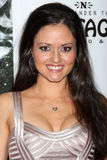 Danica McKellar arrives at the Opening Night of the Play  Stock Photos
