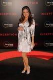 """Danica McKellar na premier de Los Angeles do """"início"""", teatro de Chinee, Hollywood, CA 07-13-10 foto de stock"""