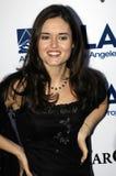 Danica McKellar on the red carpet. Stock Image