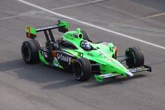 Danica Patrick Indianapolis 500 Pole Day 2011 Indy Stock Image