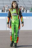 Danica Patrick. NASCAR race car driver Danica Patrick Royalty Free Stock Photos