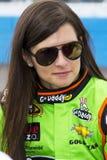 Tazza di sprint di NASCAR e Danica Patrick nazionale Fotografia Stock