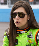 NASCAR Sprint Cup and Nationwide Danica Patrick. Danica Patrick before the start of the Subway Fresh Fit 500 NASCAR Sprint Cup Race in Phoenix, Arizona, USA Stock Photo