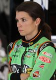 Danica Patrick at track Royalty Free Stock Photo