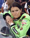 Race Car Driver Danica Patrick stock image