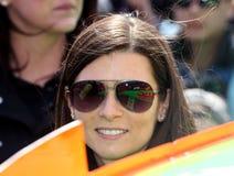 Race Car Driver Danica Patrick stock photos