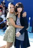 Danie Ramirez i Elizabeth Zapalony zdjęcie stock