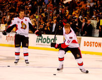 Daniel Alfredsson Ottawa Senators Royalty Free Stock Photos