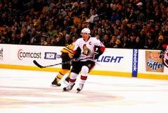Daniel Alfredsson Ottawa Senators Stock Photo