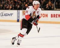 Daniel Alfredsson Ottawa Senators Lizenzfreie Stockfotografie