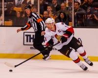 Daniel Alfredsson Ottawa Senators Fotografía de archivo