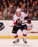 Daniel Alfredsson Ottawa Senators Stock Image