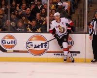Daniel Alfredsson Ottawa Senators Royalty Free Stock Image