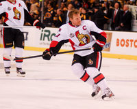 Daniel Alfredsson Ottawa Senators Stock Photos