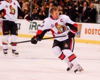 Daniel Alfredsson Ottawa Senators Stock Photos