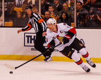 Daniel Alfredsson Ottawa Senators Stock Photography
