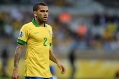 Daniel Alves Royalty Free Stock Photos