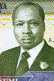 Daniel arap Moi Royalty Free Stock Image