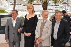Daniel Auteuil & Nicole Kidman & Steven Spielberg & Ang Lee Stock Photos