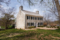 Daniel Boone Home Photographie stock