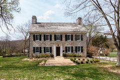 Daniel Boone Home Royalty Free Stock Photography