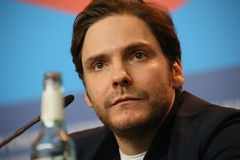 Daniel Bruehl. BERLIN, GERMANY - FEBRUARY 05; Daniel Bruehl attends the Jury press conference during the 65th Berlinale at Grand Hyatt Hotel on February 5, 2015 stock photos