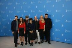 Daniel Bruehl, Darren Aronofsky, Audrey Tautou Stock Photos