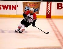 Daniel Carcillo Philadelphia Flyers Royalty Free Stock Images