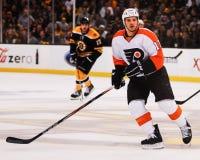 Daniel Carcillo, Philadelphia Flyers Royalty Free Stock Image