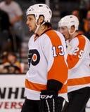 Daniel Carcillo, Philadelphia Flyers Royalty Free Stock Photos