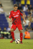 Daniel Carriço of Sevilla FC Stock Images