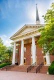 Daniel Chapel bij Furman-Universiteit royalty-vrije stock afbeeldingen