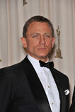 Daniel Craig Immagine Stock Libera da Diritti