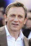 Daniel Craig obrazy stock