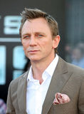 Daniel Craig Stock Afbeelding