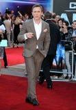 Daniel Craig Royalty Free Stock Images