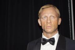 Daniel Craig Fotografie Stock