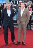 Daniel Craig,Harrison Ford Stock Photography