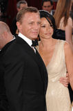 Daniel Craig,Satsuki Mitchell Royalty Free Stock Photo