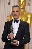 Daniel Day-Lewis. Daniel Day Lewis at the 85th Academy Awards at the Dolby Theatre, Los Angeles. February 24, 2013 Los Angeles, CA Picture: Paul Smith / royalty free stock images