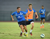 Daniel Drinkwater of Leicester City Stock Photography